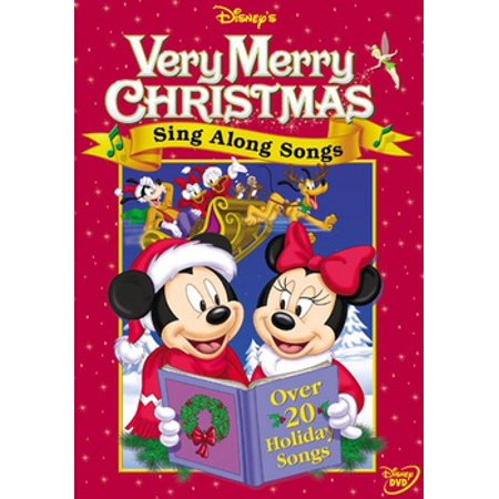 The Merry Widow Songs - Disney's Very Merry Christmas Sing-Along Songs (DVD)