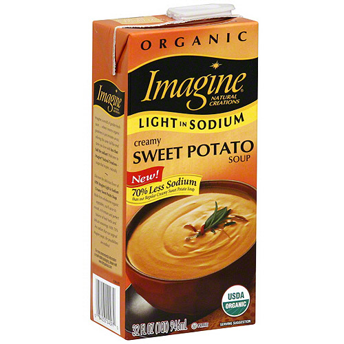 Imagine Foods Sweet Potato Soup, 32 oz (Pack of 12)