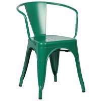 Metal Dining Chairs Walmart Com
