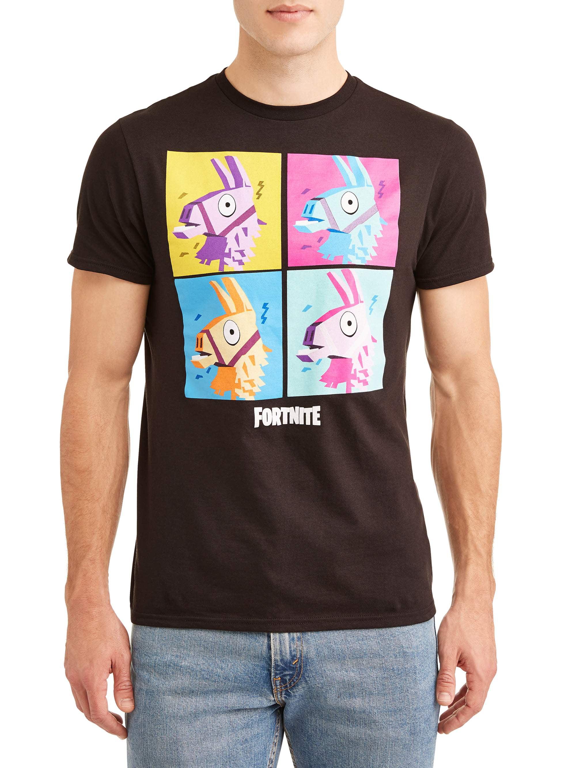 3D Printed T-Shirts Two Llamas Icon Short Sleeve Tops Tees