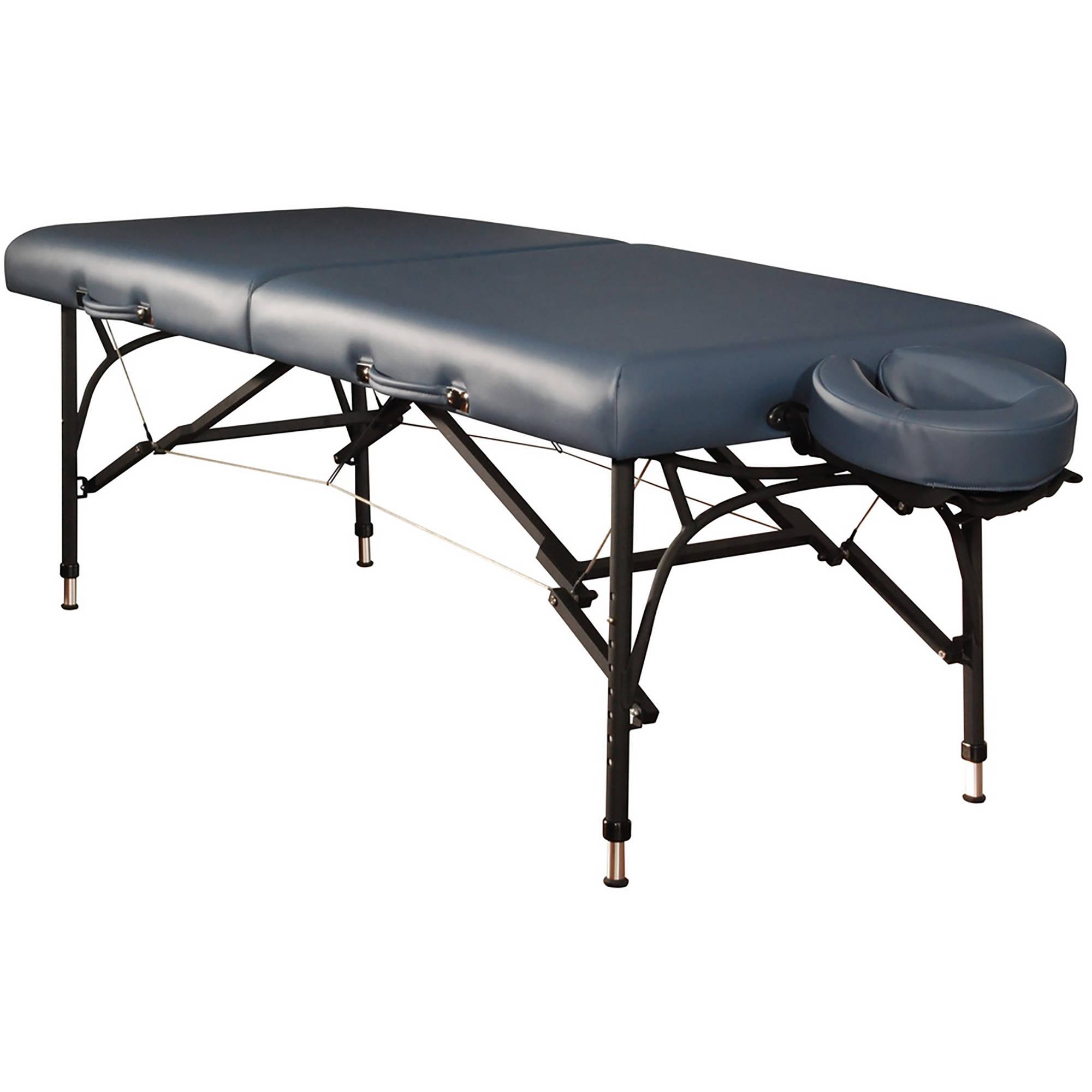 """MT Massage 28"""" Violet Massage Table Package"""