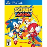 Sonic Mania (Sega), PlayStation 4, 010086632453