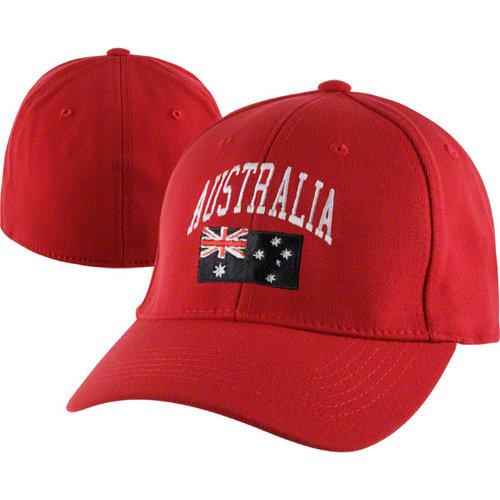 Team Australia Stretch Fit Hat