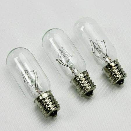 ge wb36x10003 microwave light bulb 3 pack. Black Bedroom Furniture Sets. Home Design Ideas