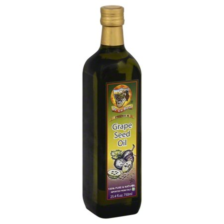 DeLaRosa Real Foods De La Rosa  Grape Seed Oil, 25.4 oz California Grape Seed Oil