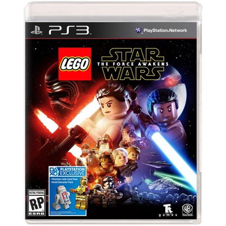 Warner Bros. LEGO Star Wars: Force Awakens, WHV Games, PlayStation 3, (Lego Star Wars The Force Awakens Prologue)