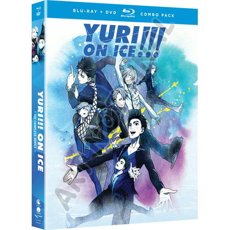 Yuri!!! on ICE: The Complete Series (Blu-ray + - Anime Yuri Halloween