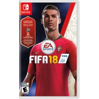 FIFA 18, Electronic Arts, Nintendo Switch, 014633738230