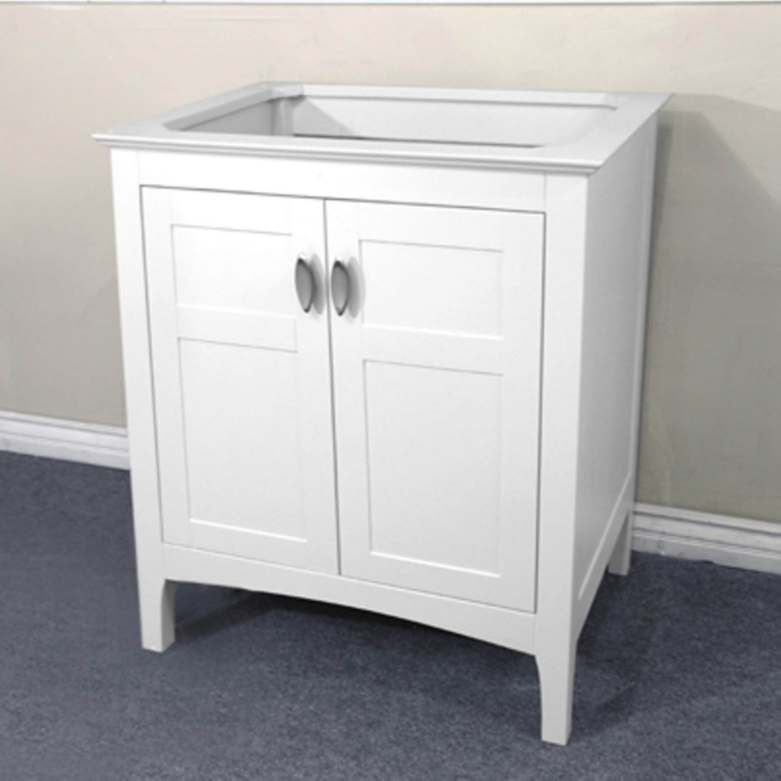 Bellaterra Home 29 in. Single Sink Bathroom Vanity Base