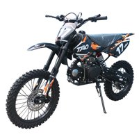 Youth Dirt Bike by FamilyGoKarts Orange DB17 Dirt Bike