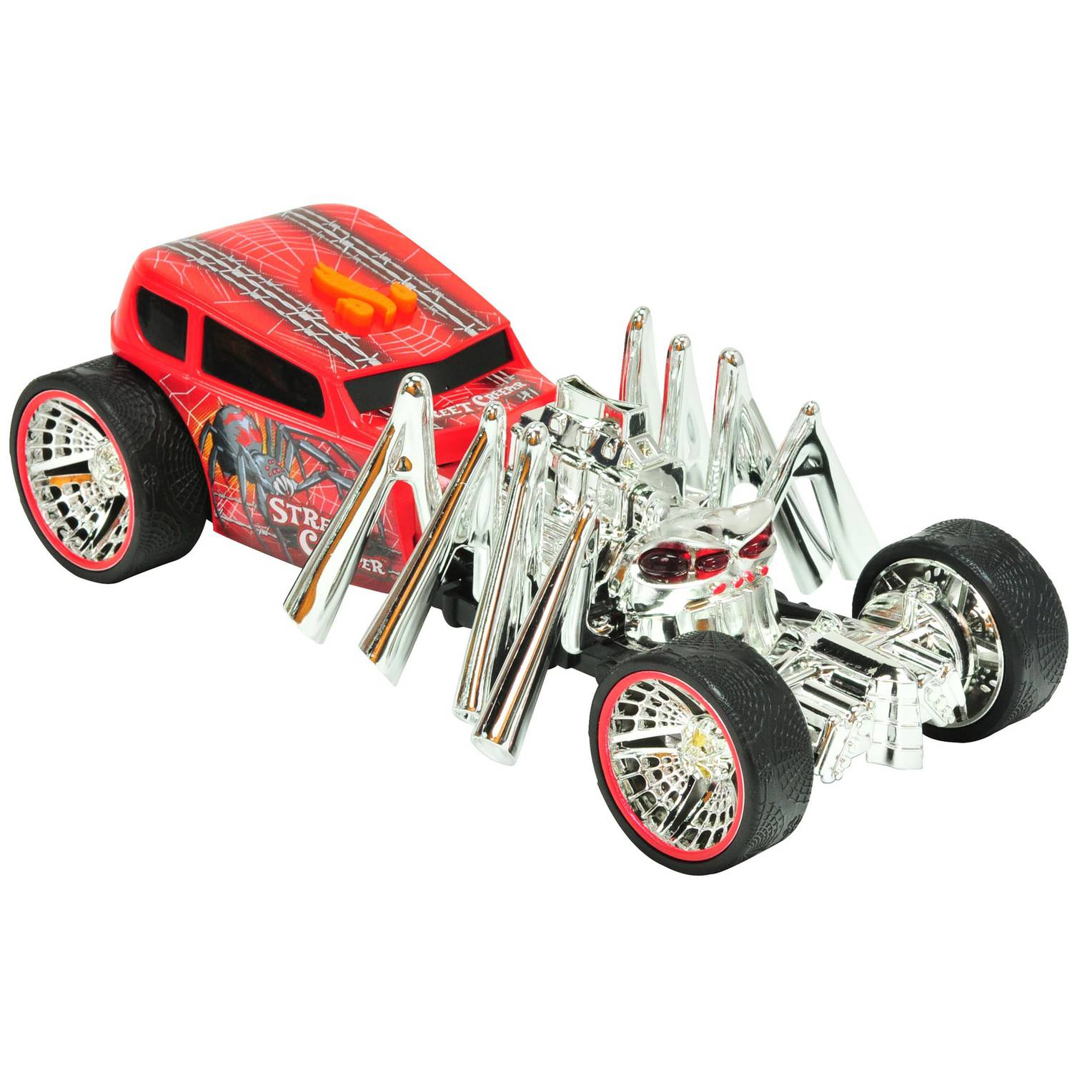 Hot Wheels Extreme Action Lights and Sounds Street Creeper