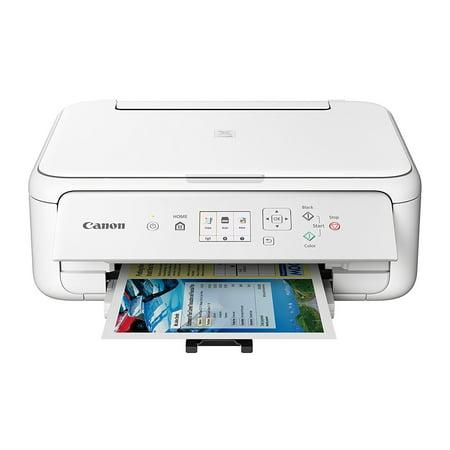 Canon PIXMA TS5120 White Wireless Inkjet All-In-One Printer
