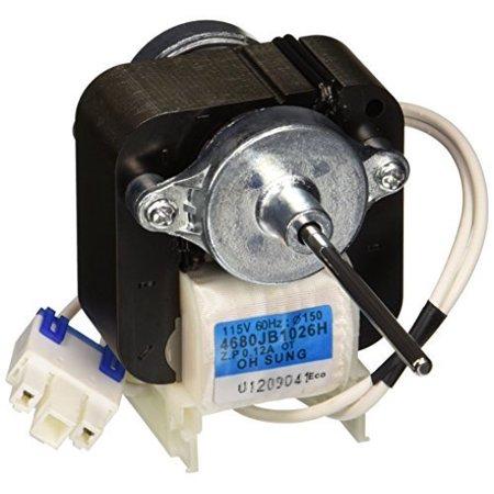 Lg electronics 4680jb1026h refrigerator condenser cooling for Refrigerator condenser fan motor
