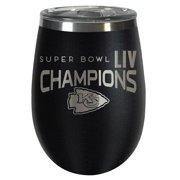 Kansas City Chiefs Super Bowl LIV Champions 12oz. Stealth Wine Tumbler