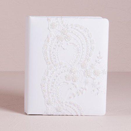 Ivory Beverly Clark Venetian Elegance Collection Wedding Scrapbook