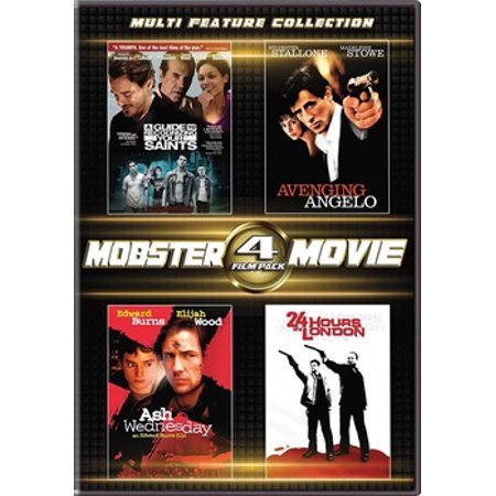 4 Film Mobster Movie Set (DVD)