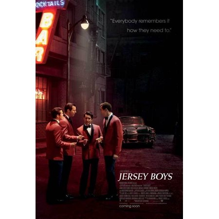 Jersey Boys  2014  11X17 Movie Poster