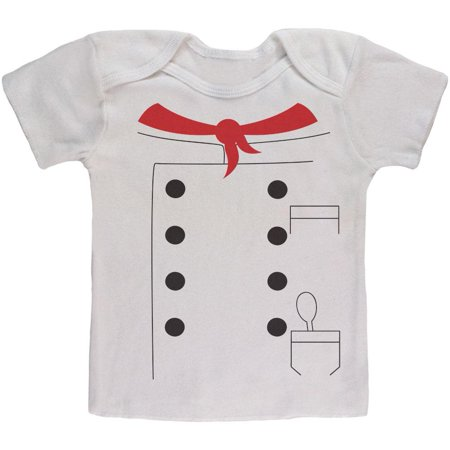 Babies Halloween Costumes Target (Halloween Chef Costume Baby T Shirt White 12)