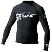 Junior Basic Short Long Sleeve Lycra Shirt Size 6 1211J-6-A