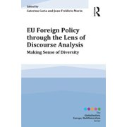 EU Foreign Policy through the Lens of Discourse Analysis - eBook