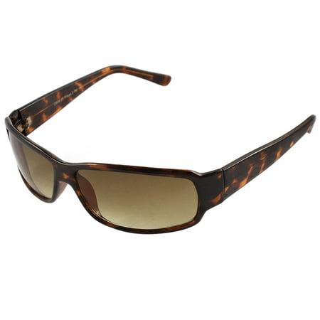 Unique Bargains Ladies Plastic Leopard Print Pattern Rectangle Lens Full Frame Sunglasses (Leopard Sunglasses)