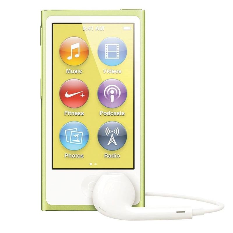 Apple iPod Nano 7th Generation (16GB) Yellow-Used Like Ne...