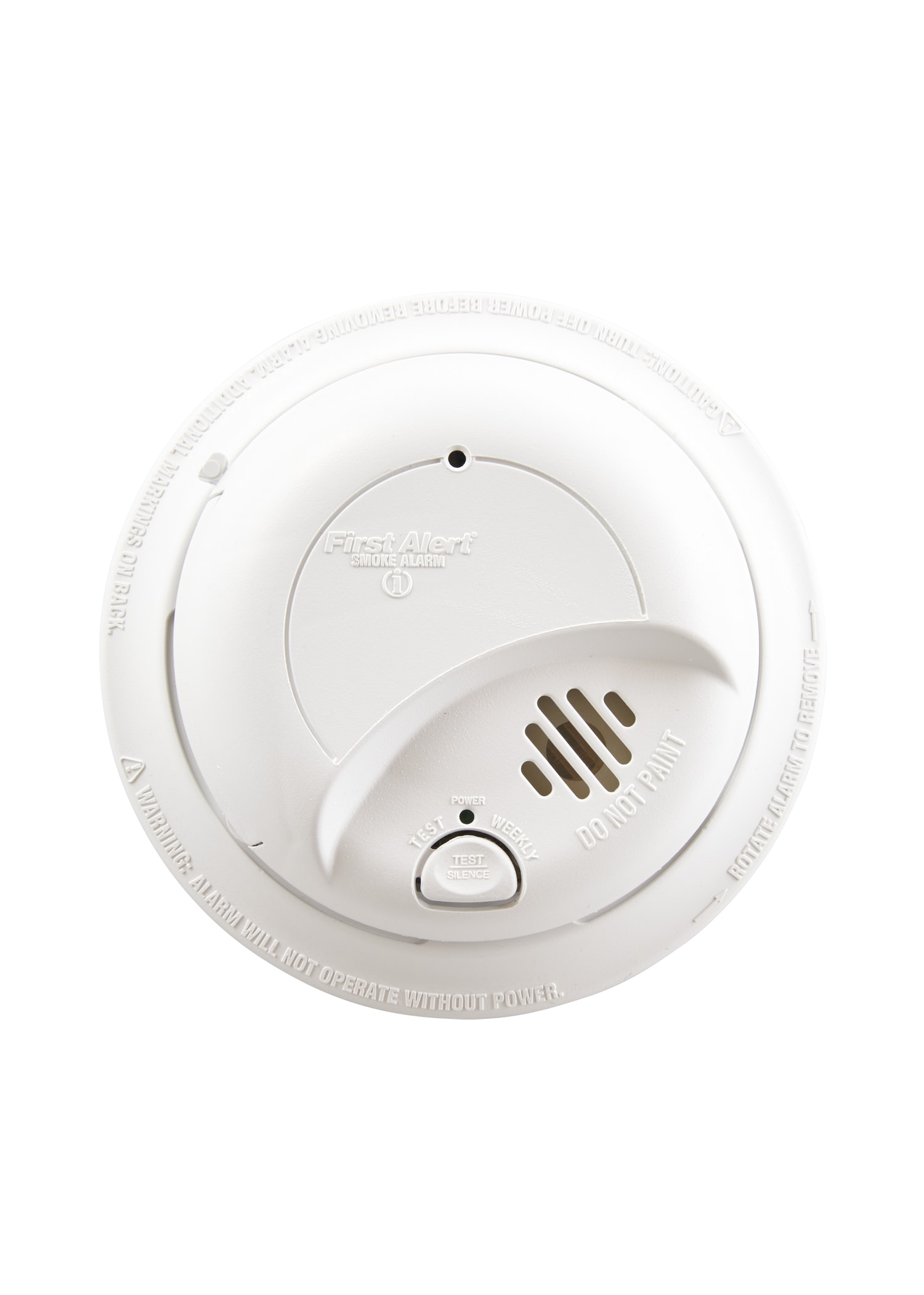 First Alert Sa9120bpcn 120v Ac Hardwired Smoke Alarm With Adapter Firex Wiring Diagram On Kidde Plugs