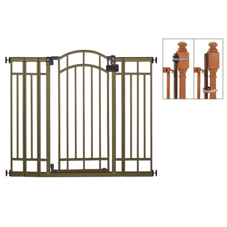 Summer Infant Multi Use Deco Extra Tall Walk Thru Gate In