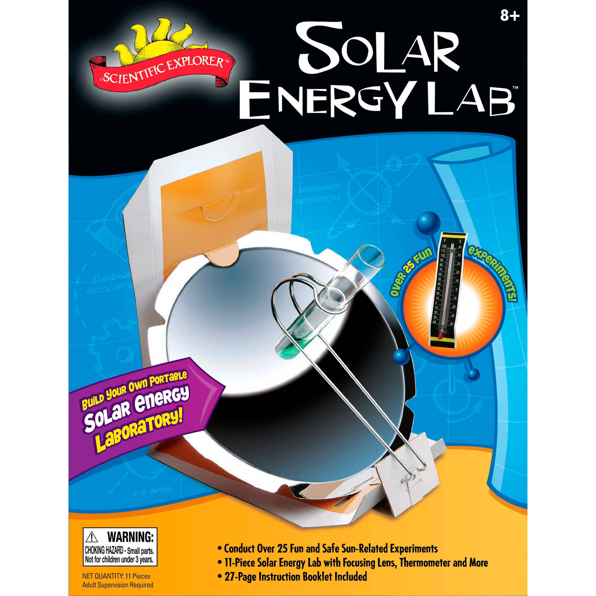 Scientific Explorer Solar Energy Mini Lab