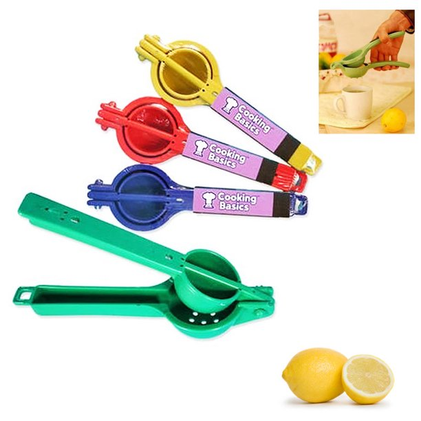 Lemon Squeezer Manual Hand Held Orange Lime Citrus Juice Maker Bar Kitchen Fruit