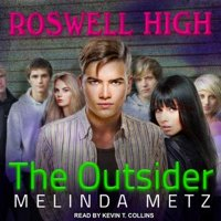 Roswell High: The Outsider (Audiobook)