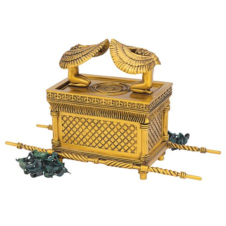 Design Toscano Ark of the Covenant Statue - Statue Of Gold