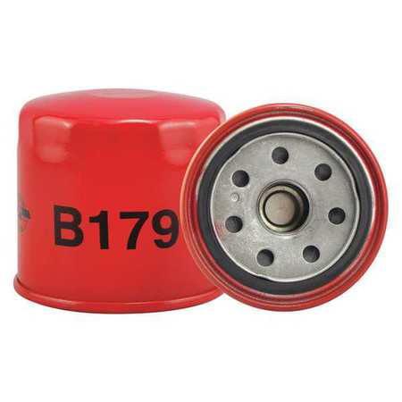 Baldwin Filters B179 Spin-On Oil Filter, Full-Flow