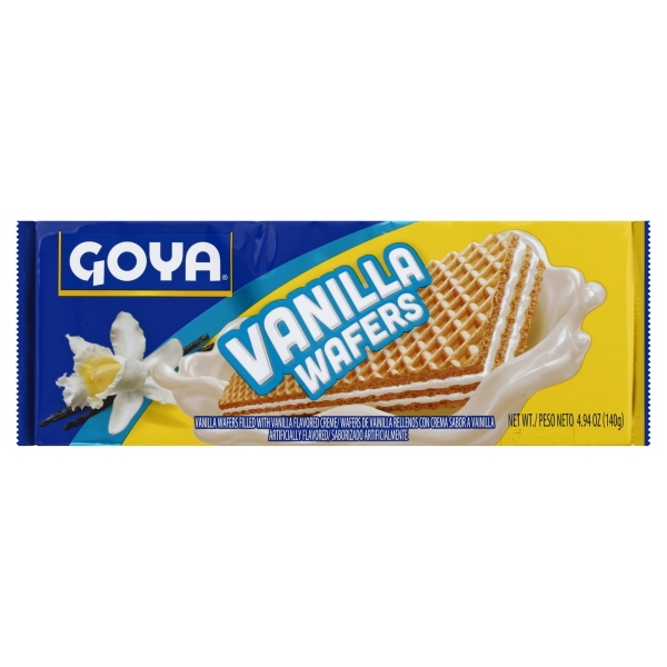Goya Foods Goya  Wafers, 4.94 oz