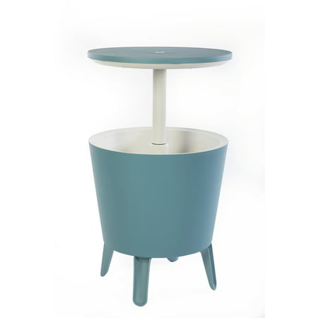 Cool Bar Cooler Bar Table - Teal - Keter