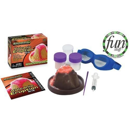 Jr. Science Explorer Volcanic Eruption Kit