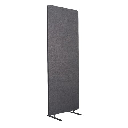RECLAIM Acoustic Room Dividers - Single Panel in Slate Gray