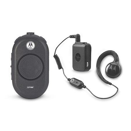 Motorola CLP1060 Bluetooth Enabled On-Site Two Way Radio w/ Long Battery Life