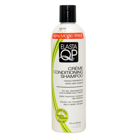 Elasta Qp Moisturizing Shampoo (Strength of Nature Elasta QP  Shampoo, 12)