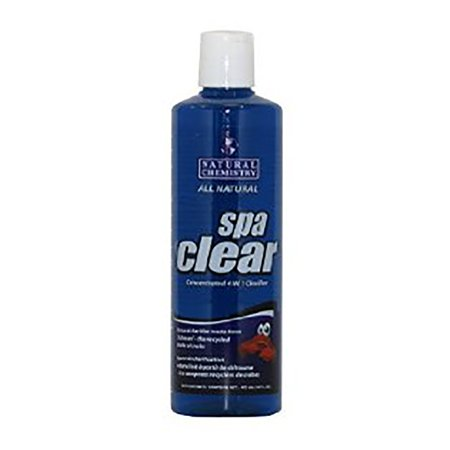 Spa Clarifier (Natural Chemistry 04015 Spa Clear Concentrated 4-in-1 Clarifier, 32 Ounce Bottle )