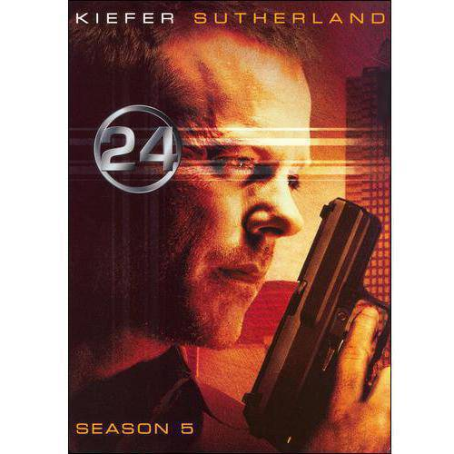24: Season Five (Widescreen)