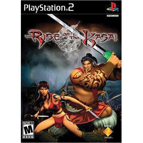 Rise Of The Kasai, Sony Computer Ent. of America, PlayStation 2, 711719741626