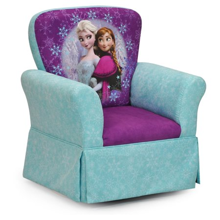 Kidz World Frozen Skirted Rocker