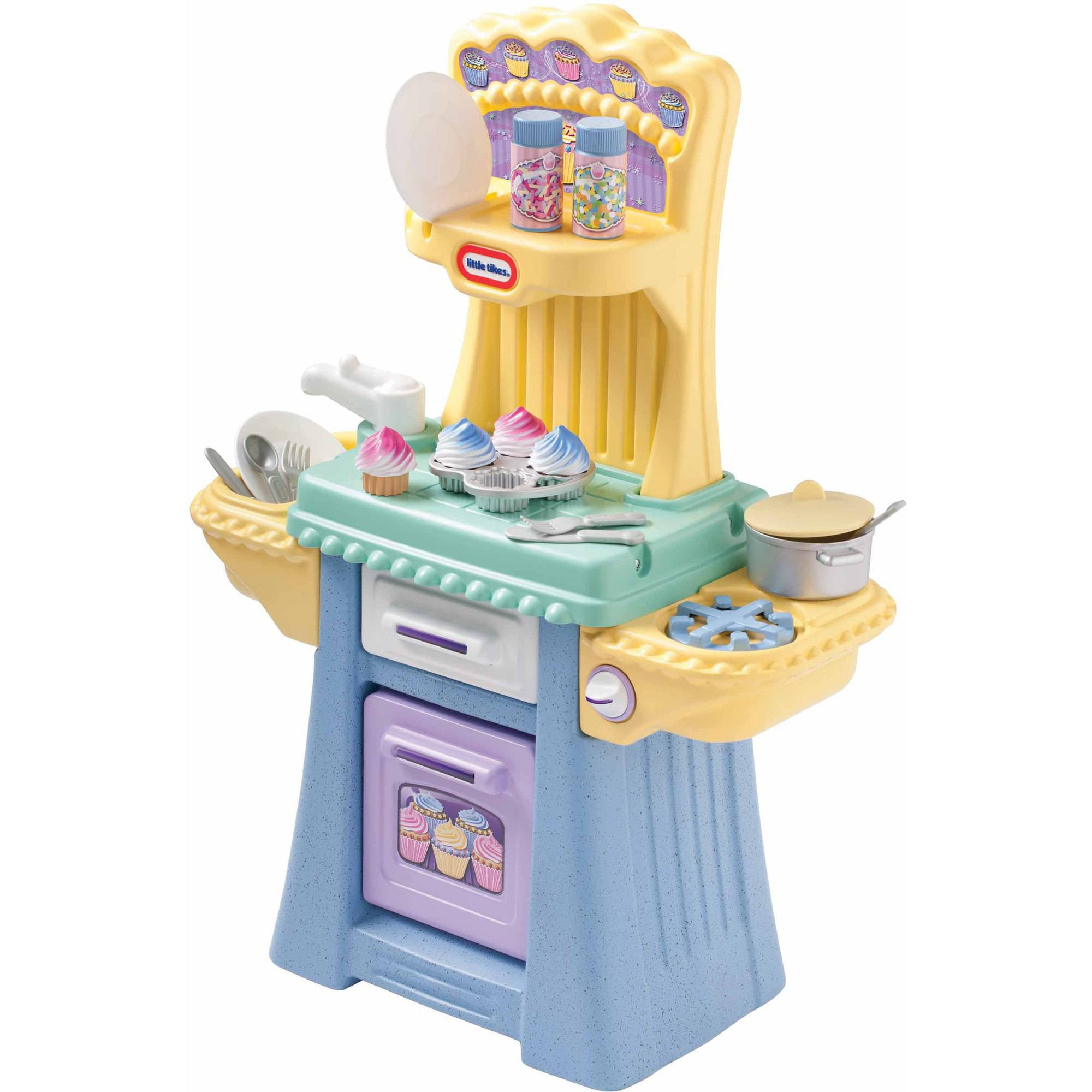 Little Tikes Cupcake Kitchen - Walmart.com