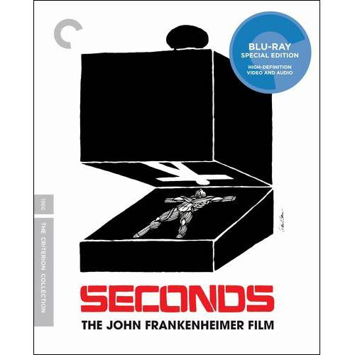 Seconds (Criterion Collection) (Blu-ray) (Widescreen)