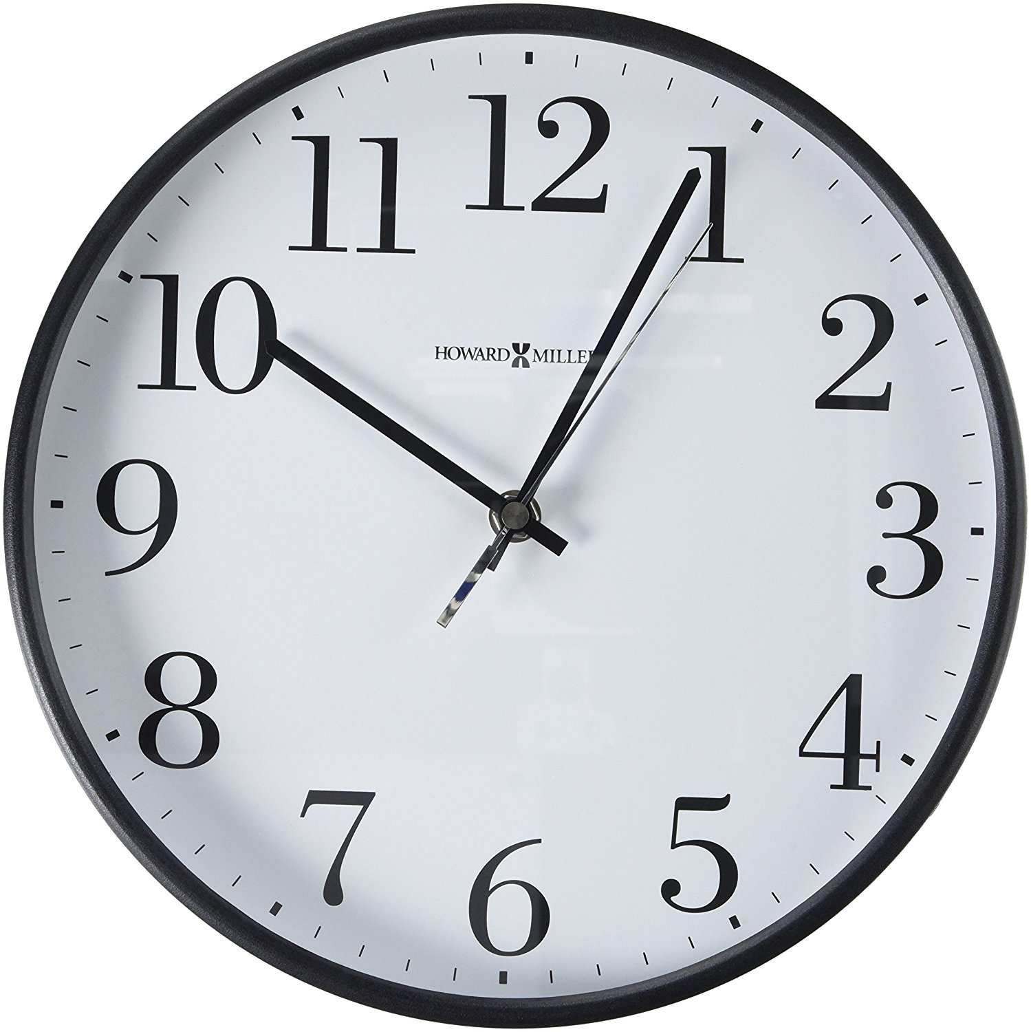 625-254 Office Mate Wall Clock by By Howard Miller by