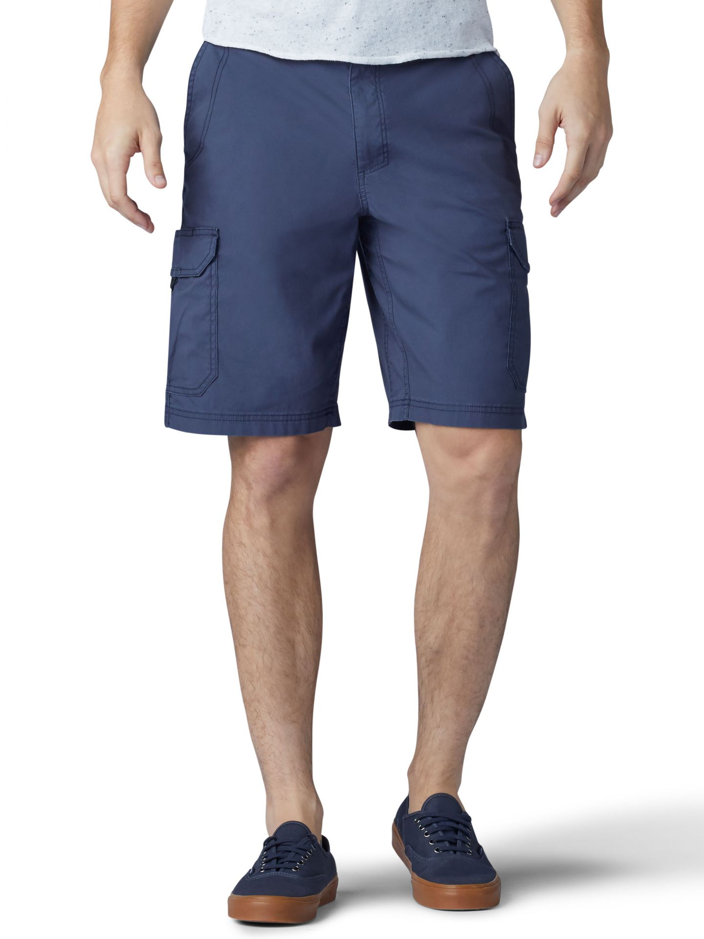 38 Silver Lee Mens Performance Cargo Short