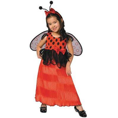 IN-13595805 Ladybug Halloween Costume for Toddler Girls TODDLER 3T-4T for $<!---->
