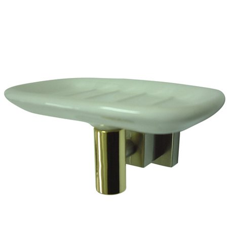 Elements Of Design Brass Polished Soap Dish (Elements of Design Claremont Wall Mount Soap Dish)