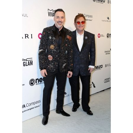 David Furnish Elton John At Arrivals For 2017 Elton John Aids Foundation Academy Awards Viewing Party - Part 2 West Hollywood Park Los Angeles Ca February 26 2017 Photo By Priscilla GrantEverett Colle](West Hollywood Halloween Party 2017)